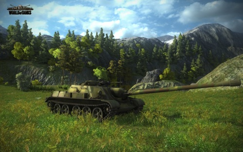 World of Tanks Tank Destroyer