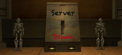 SWTOR Server Maintenance