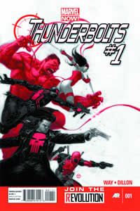 Review: Thunderbolts # 1