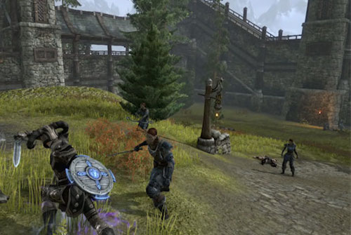 ... Elder Scrolls Online Drops Subs Console Release Date | Review Ebooks