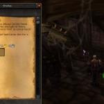 Oralius' Adventure Quest: Turn In Location
